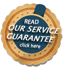Our Service Guarantee